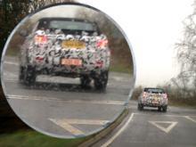 Тестовый прототип кабриолета Range Rover Evoque. Фото с сайта autocar.co.uk