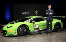Глава Lamborghini Стефан Винкельманн