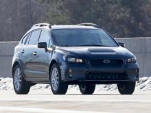 Неизвестный прототип Subaru. Фото с сайта worldcarfans.com