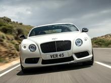 Bentley Continental GT V8 S. Фото Bentley