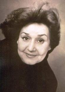 Наталья Дубровская. Фото с сайта rusteatr.odessa.ua
