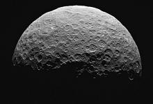 Фото: NASA / JPL-Caltech / UCLA / MPS / DLR / IDA