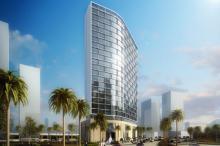 Проект отеля. Изображение: ihg.com