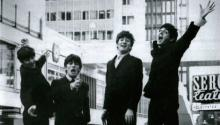 Группа Beatles в Стокгольме в 1963 году. (фото Ingen Uppgift, Wikimedia Commons)