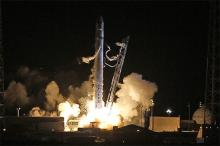 Falcon 9. Фото: Red Huber / Zumapress / Global Look