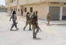 Боевики ИГ в Пальмире. Кадр видео «Исламского государства»