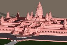 Проект храма. Изображение: viraatramayanmandir.net