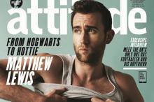 Фрагмент обложки журнала Attitude. Изображение: Attitude