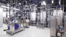 Завод по производству e-benzin