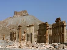 Пальмира. Сирия. iStock/thinkstockphotos.com. Фото: erwinf