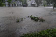 Наводнение в Техасе. Фото: Ralph Lauer / Zumapress.com / Global Look Press