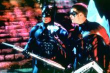 Кадр из фильма «Бэтмен и Робин»