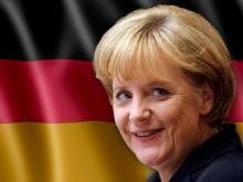 А. Меркель. Фото с сайта http://lichnosti.net.