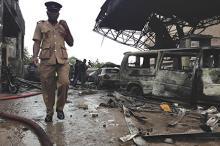 На месте происшествия. Фото: Matthew Mpoke Bigg / Reuters