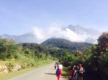 Малайзия, гора Кинабалу