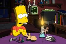 Кадр: «The Simpsons»