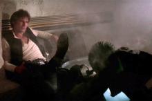 Кадр: фильм «Звездные войны: Эпизод IV. Новая надежда»