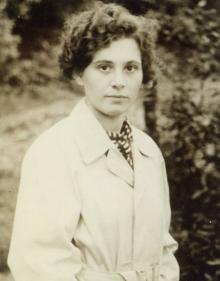 И. Рапопорт в 1938 году. Фото с сайта http://www.sem40.ru.