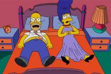 Гомер и Мардж Симпсоны. Кадр: мультсериал «Симпсоны»