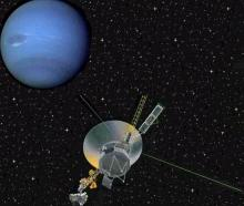 Планета Нептун. Изображение: raax.ru