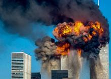 11 сентября 2001 года, Нью-Йорк. Фото: epochtimes.ru
