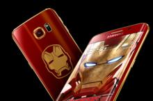 Galaxy S6 Edge Iron Man   Фото с официального сайта Samsung