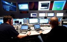 Центр управления полетами ЕКА  Фото: Reuters с сайта Лента Ru