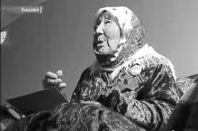 Токтогон Алтыбасарова. Кадр: KTRKkg / YouTube