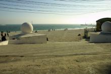 Пляж «Ланжерон». Фото Олега Владимирского