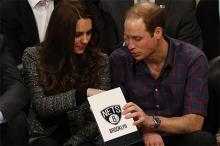 Кейт Миддлтон и принц Уильям. Фото: Jonathan Brady / Zumapress / Global Look