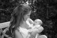 Принцесса Мадлен с дочерью. Фото: sverigesradio.se