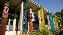 Музей Бёрка, в котором находятся останки кенневикского человека. Фото Richard Brown