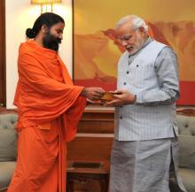 Премьер Индии (справа) Фото с сайта ibtimes.co.in