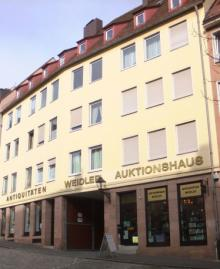 Аукционный дом в Нюрнберге. Фото с официального сайта