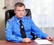 Полковник милиции С. Дикий. Фото: сайт ГУМВД в Одесской области