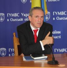 Константи Мчедлишвили. Фото с сайта ГУМВД