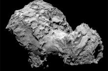 Фото: ESA / Rosetta / MPS for OSIRIS Team MPS / UPD / LAM / IAA / SSO / INTA / UPM / DASP / IDA