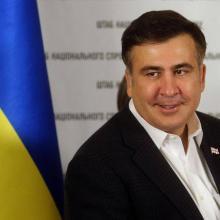 М. Саакашвили. Фото: «Фейсбук»