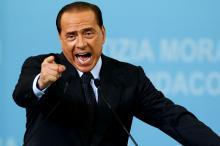 Сильвио Берлускони. Фото с сайта http://mint.net.ua.