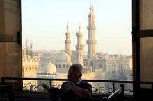 Вид на центр Каира. Фото: Amr Abdallah Dalsh / Reuters