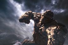 Кадр из фильма «Фантастическая четверка», 2015 год