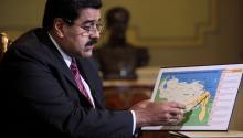 Фото: Miraflores Press / EPA / LETA
