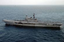 Авианосец Viraat. Фото commons.wikimedia.org