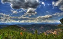 Скалистые горы. Фото Wiki
