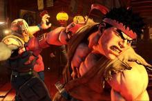 Скриншот: Street Fighter V