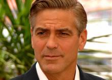 Джордж Клуни. Фото с сайта http://stylenews.net.ua.