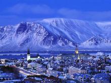 Столица Исландии Рейкьявик. Фото с сайта http://polit.pro