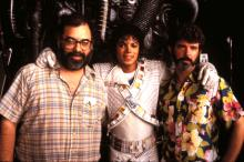 Фрэнсис Форд Коппола, Майкл Джексон и Джордж Лукас. Фото: Walt Disney Pictures / Global Look