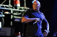 Dr. Dre. Фото: Chris Pizzello / AP