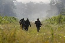 Спецназ Перу. Фото Reuters с сайта Лента Ru